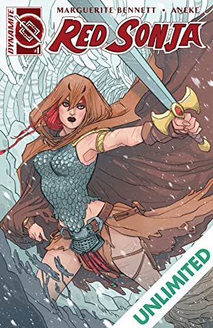 Red Sonja Vol. 3 #1: Digital Exclusive Edition